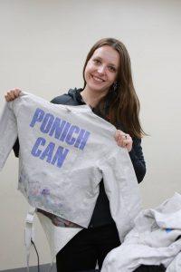 Fencer Marissa Ponich